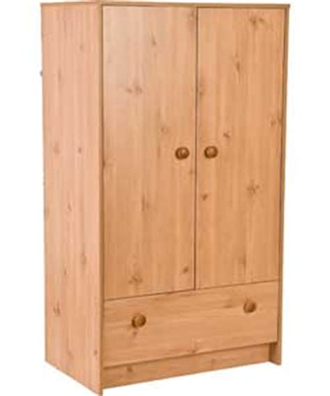 Pine Nursery Wardrobe by Pine Baby Furniture Reviews