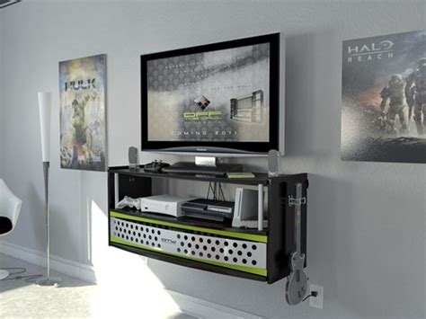 gaming stands bedroom media consoles tv stands and gaming on pinterest