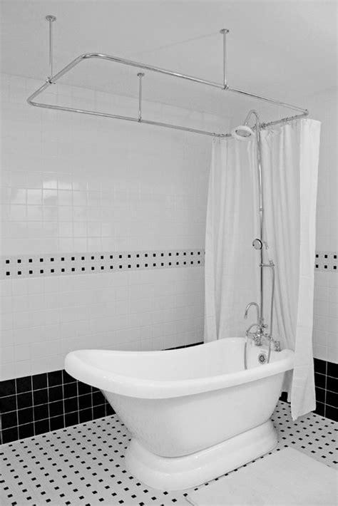 Claw Foot Tub Shower Enclosure by Shower Enclosure For Clawfoot Tub 11emerue