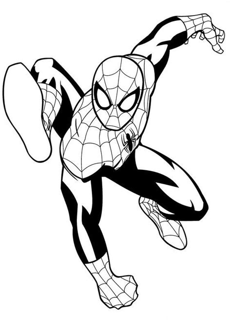 coloring pages of ultimate spider man kids n fun com 16 coloring pages of ultimate spider man