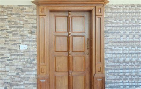 home door design kerala exterior kitchen doors front doors for homes front door
