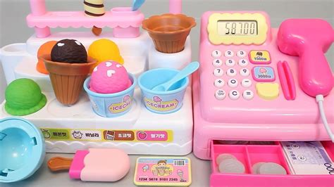 membuat es cream mainan mainan terbaru mainan masak masakan kompor membuat es