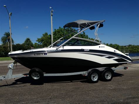 are yamaha jet boats good in saltwater yamaha 212x 2013 for sale for 32 995 boats from usa