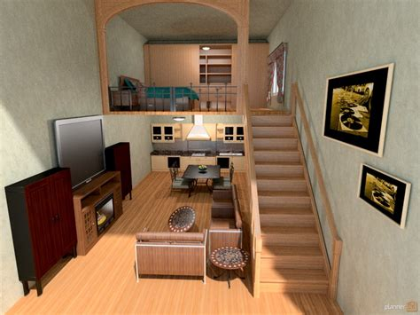 loft apartment ideas loft bedroom apartment ideas planner 5d