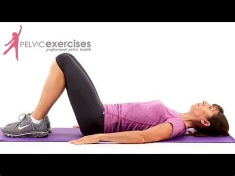 Pelvic Floor Prolapse Exercises by Pelvic Floor Safe Exercises Physio Safe