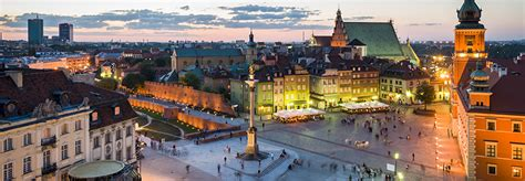 Mba In Warsaw Poland by Warsaw Travel Luxury Warsaw Poland Luxury Travel