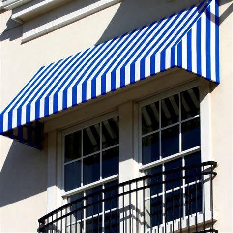 awntech awning new yorker window door awning