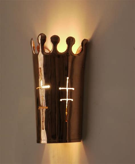 Handmade Wall Lights - handmade copper wall light quot vathek quot design for