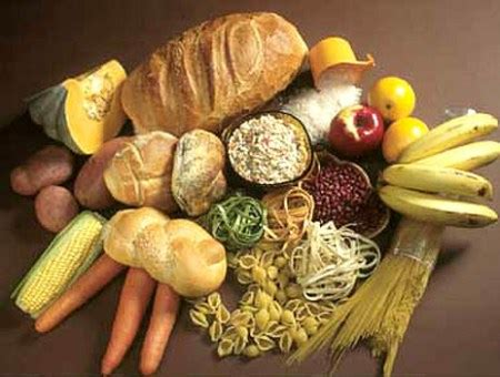 carbohydrates are found in the diet as which of the following carbohydrates an important source of energy