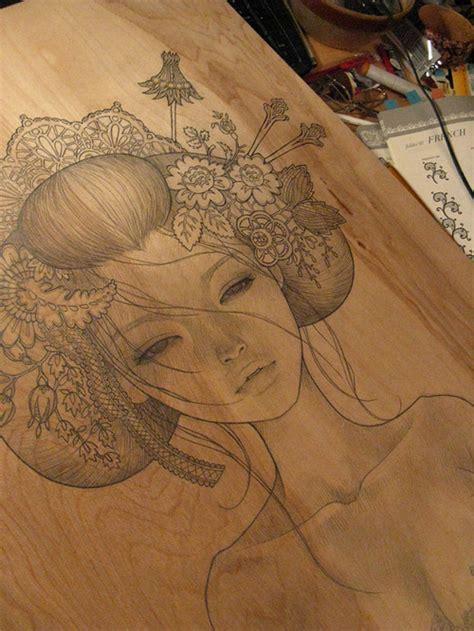 Cool Artist Kawasaki kawasaki drawing geisha illustration japan