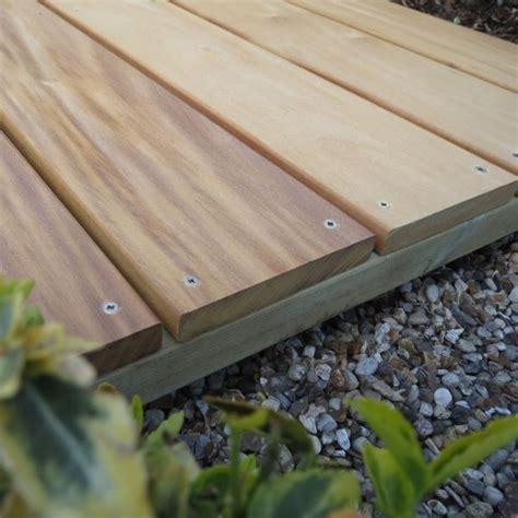 Deck Planks by Garapa Hardwood Decking Boards Q Deck Timber Wooden