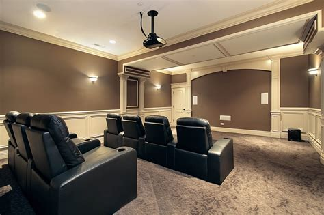 Media Rooms And Home Theaters 37 Mind Blowing Home Theater Design Ideas Pictures