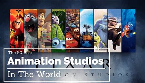 best animation the 50 top animation companies in the world ranked