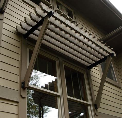 grill awnings awning over the grill area outdoor ideas pinterest