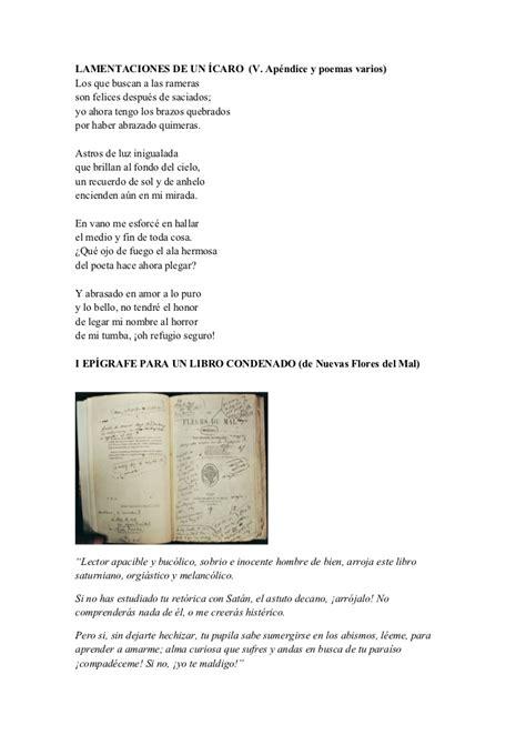 completa selecci 243 n de p 225 ginas web para descargar libros gratis ahora ya tienes a un golpe de poesia de baudelaire selecci 243 n de poemas de baudelaire pau