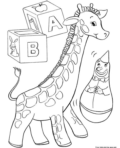 coloring pages christmas toys printable coloring pages of toys for christmas for