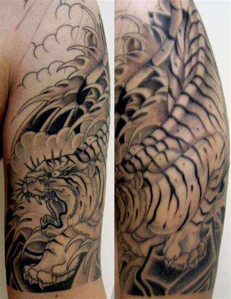 29 best japanese tiger sleeve images by morris