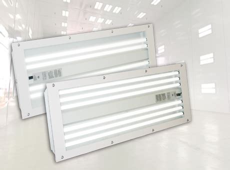 paint spray booth led lighting paint booth lighting global finishing solutions
