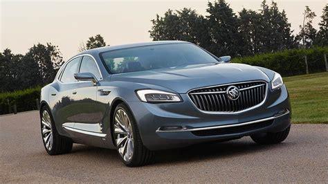 All Buick Buick Avenir Concept Vehicle
