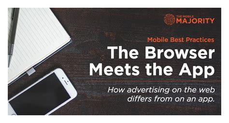 mobile apps advertising mobile web vs mobile in app advertising which is best