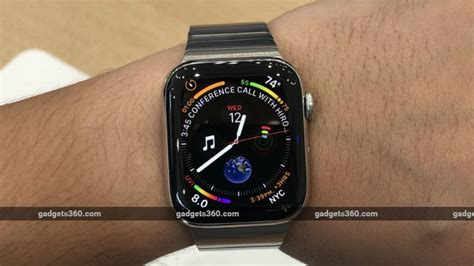 apple series 4 price in india launch date officially revealed technology news