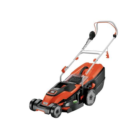 black decker mower black decker lawn mowers 17 in walk corded