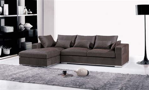 L Shaped Modern Sofa L Shaped Modern Sofa 8181 Modern Sectional L Shaped Sofa Set Leather Chaise Lounge Thesofa
