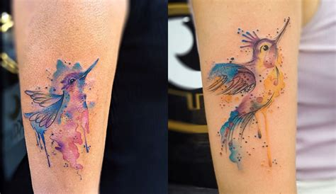 watercolor animal tattoo 10 artists that create stunning animal portraits