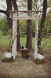 Backyard Wedding Arch Vintage Wedding Arch 53 Wedding Arches Arbors And
