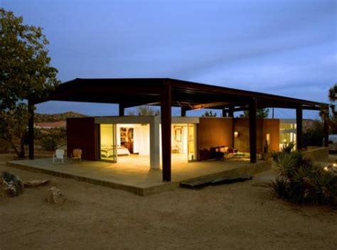 simple modern dream house modern house simple modern green desert dream house design
