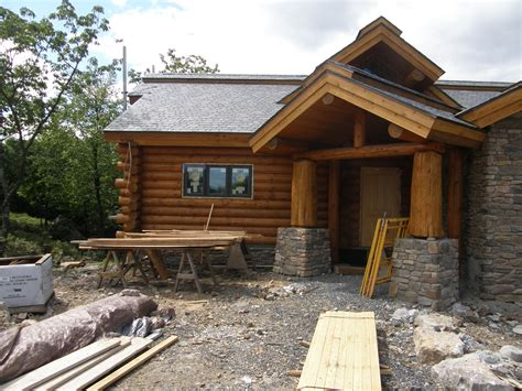 Log Homes Plans And Designs Homesfeed | log homes plans and designs homesfeed