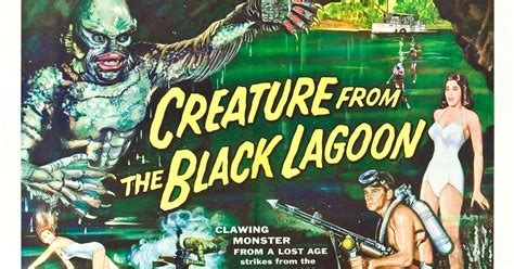 the creature chronicles exploring the black lagoon trilogy books mr creature from the black lagoon