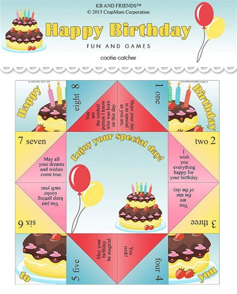 template for fortune teller card 233 best cootie catchers images on cootie