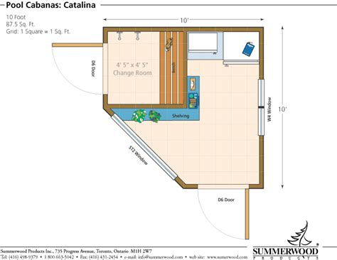 cabana floor plans shed storage shed garden shed pool house cabin