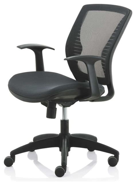 Desk Chairs With Wheels by Mesh Desk Chair With Wheels And Adjustable Seat Height