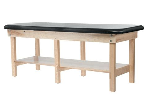 Six Tables by 6 Leg Edge Sport Wood Treatment Table