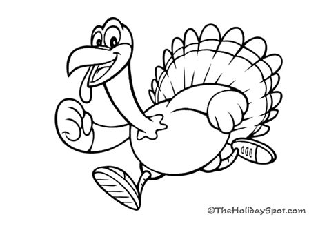 turkey coloring coloring book and pictures to color for thanksgiving day