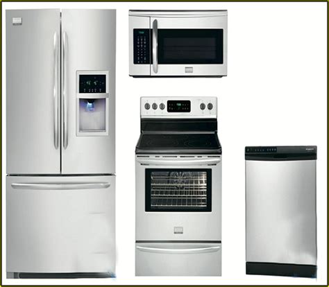 kitchen appliance package ebay stainless steel kitchen appliance package home depot
