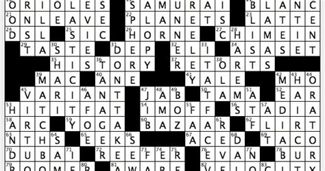 film star grant crossword clue rex parker does the nyt crossword puzzle 1913 literature