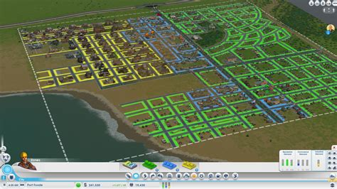 simcity zone layout multiplicity molleindustria