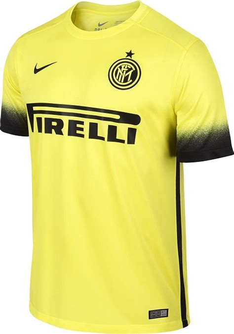 Kaos Inter Milan Years 2 nike internazionale 2015 16 third jersey