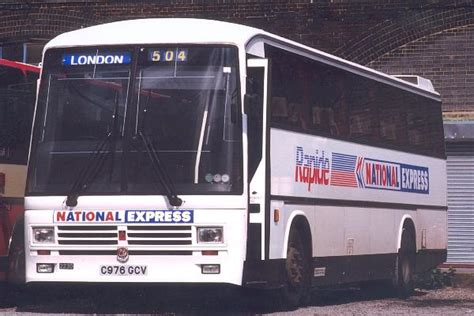 national express  livery