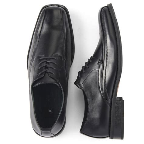 jf j ferrar derby mens dress shoes