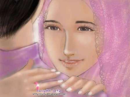 sifat  isteri  penyayang mutiara hati