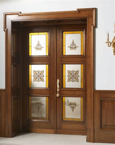 Carracci 169 Classic Wood Interior Doors Italian Luxury Interior Doors Designs