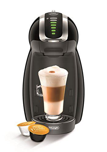 Nescafe Dolce Gusto Genio 2 Automatic Black Coffee Maker nescaf 233 dolce gusto genio 2 automatic play and select by