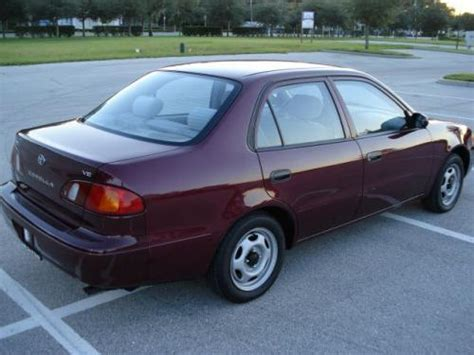 importarchive toyota corolla 1998 2002 touchup paint codes and color galleries