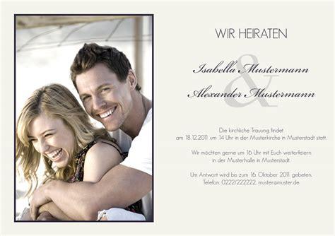 Einladungskarten Für Die Hochzeit by Einladungskarten Hochzeit Bilder Ourpath Co