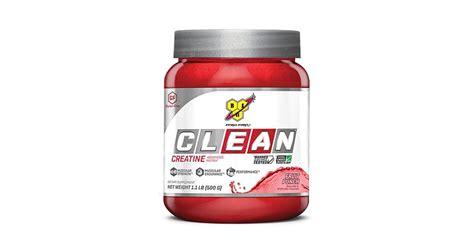 8 creatine clear bsn clean creatine reviews