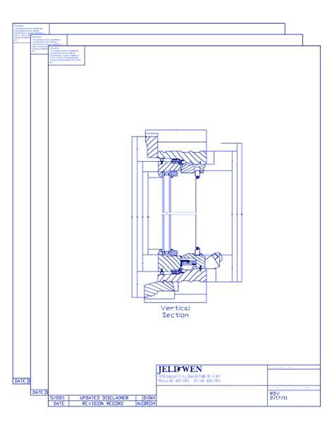 window section detail dwg premium vinyl jeld wen windows and doors caddetails